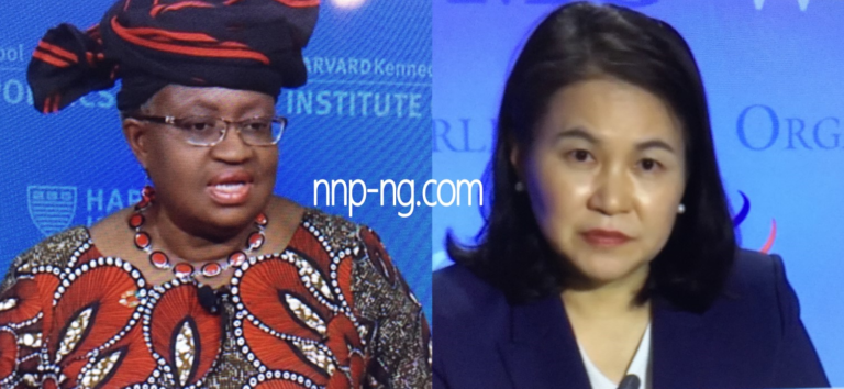 WTO boss: Coast clear for Okonjo-Iweala as South Korea withdraws candidate – Report